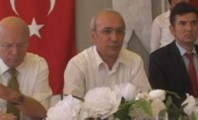 Milletvekili Elvan: Karaman'da Sporla Bütünlesen Bir Ögrenci Alt Yapisini Olusturmak Zorundayiz