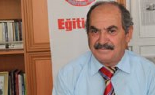 "Egitim-Is Sendikasi Baskani Demir: ""Sancili Bir Egitim Yili Basliyor"""
