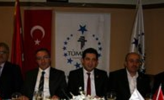 TÜMSIAD Iç Anadolu Bölge Toplantisi Yapildi