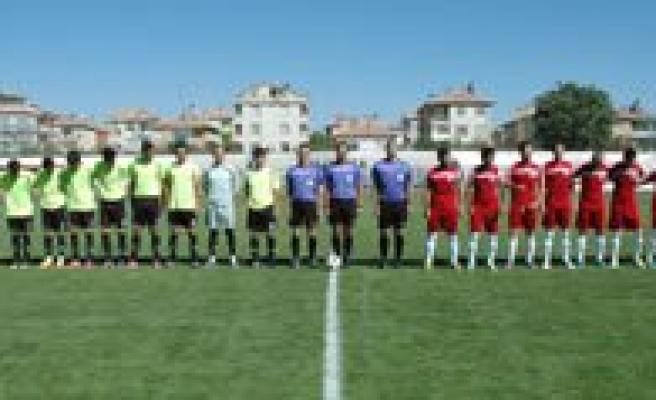 Karaman Belediyespor Türkiye Kupasinin Ilk Maçinda Göz Doldurdu