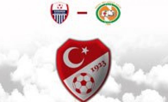 Karaman Belediyespor-Nigdespor Maçi Federasyon Tarafindan Ertelendi