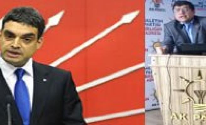 CHP'li Oran, Milli Egitim Müdürü Aksoy Hakkinda Soru Önergesi Verdi