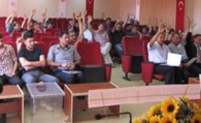Karaman Veteriner Hekimleri Odasi Seçimi Yapildi