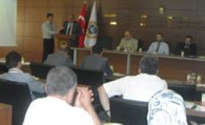 Agaç Orman Ürünleri Ve Mobilya Sektörü Kümelenme Paneli Yapildi