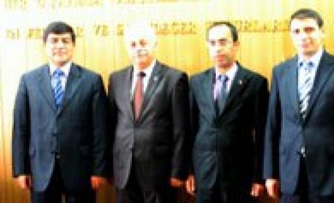 Karamanoglu Mehmet Bey Ilkokulu Ispanya'ya Gidiyor
