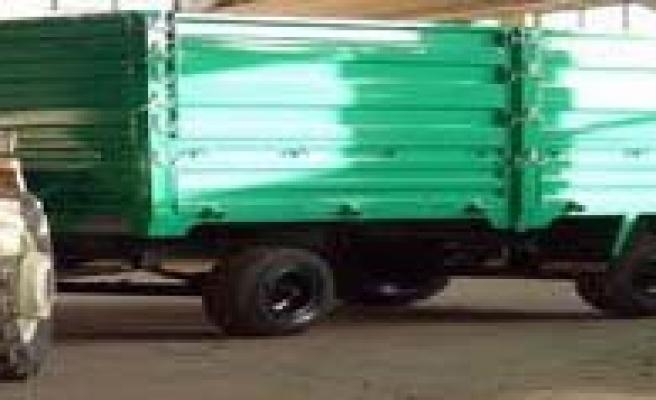 Traktör Hirsizi Tutuklandi