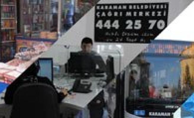 Karaman Belediyesi Bayram Tedbirlerini Aldi
