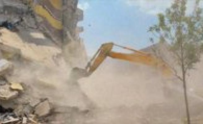 Riskli Binalar Artik Zeminden Tespit Edilecek