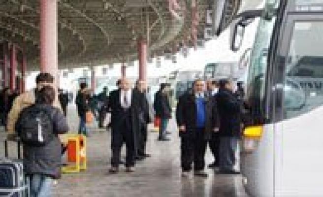 Terminallere Giris-Çikis ve Park Ücretine Zam!