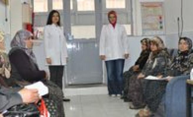 Kanser Taramalari Köylerde Sürüyor