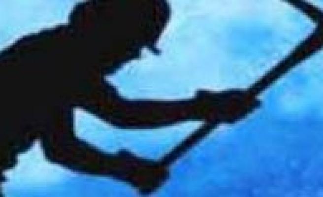 Karaman`da Kaçak Kaziya Suçüstü