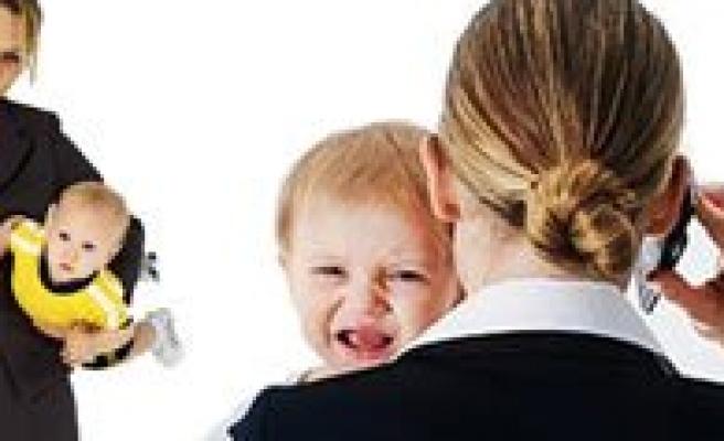 Çalisan Anneye `Ilaç Gibi` Gelecek Haber