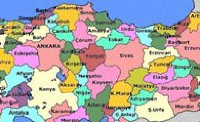 Türkiye`nin 27 Sehri Yoksulluk Düzeyinde, 14 Sehri Ise Dünyayla Yarisiyor