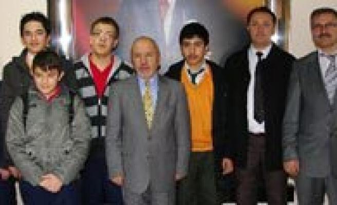 Karaman'da Okullara Demokrasi Il Genel Meclisinde Anlatildi