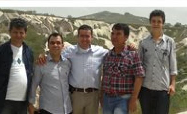 Göçmen Makine'den Personeline Kapadokya Gezisi