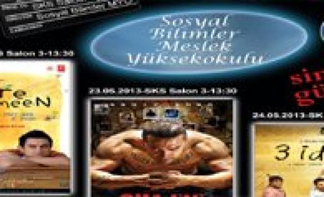 KMÜ'lü Gençlere Tiyatro Ve Sinema Resitali