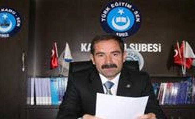 Türk Egitim-Sen Karaman Subesi Egitim Is Kolunda Yine Yetkili Sendika Oldu