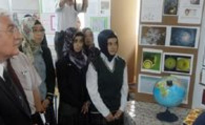 Vali Murat Koca Okul Incelemelerinde Bulundu