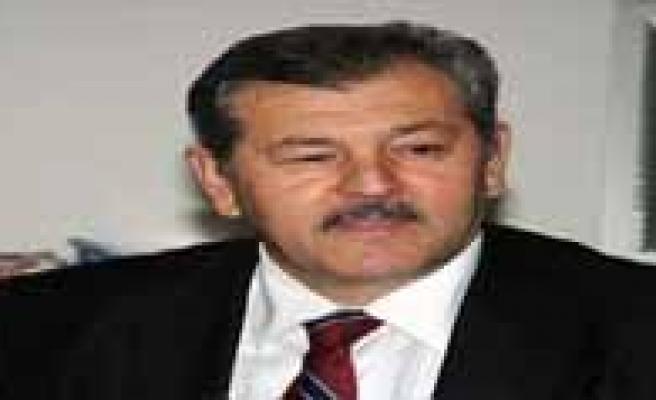 Saadet Partisi Genel Baskan Yardimcisi Lütfi Yalman Karaman'a Geliyor