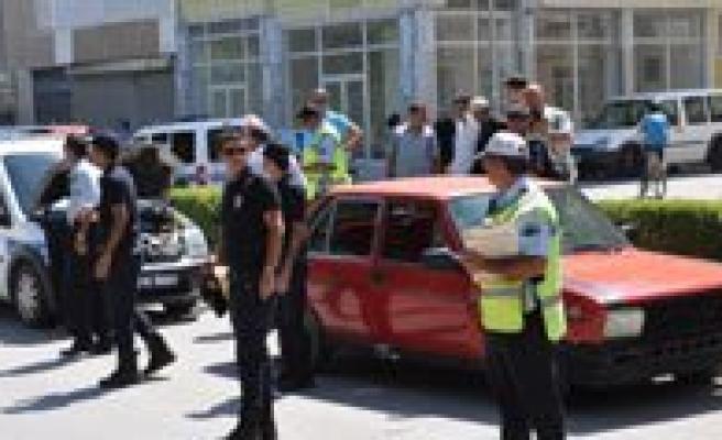 Polis, Alkollü Sürücü Kovalamacasi Karakolda Noktalandi