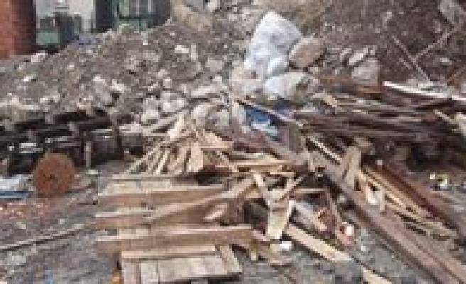 Karaman Belediyesi Insaat Atiklarina Karsi Uyardi
