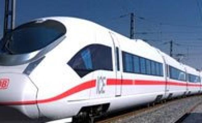 400 Km Hiz Yapan Trenler Geliyor