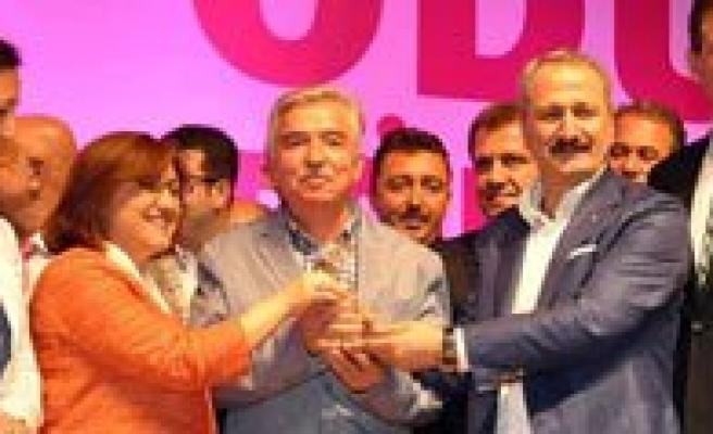 Ani Bisküvi'ye Bir Ödül De Akdeniz Ihracatçi Birliklerinden