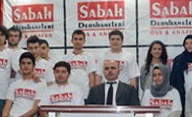 Sabah Dershanesi Müdürü Eraslan: Türkiye'de Önde Karaman'da En Öndeyiz