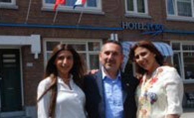 Girisimci Hemserimiz Mehmet Kabakyer : `Her Ülkenin Girisimcisi, O Ülkenin Isçisidir`