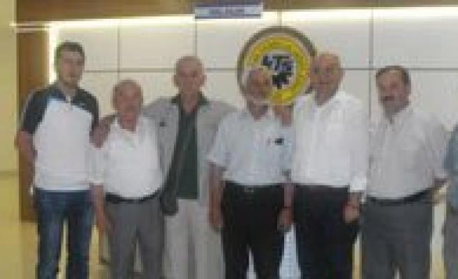 Kent Konseyi'nden Tso'ya Ziyaret
