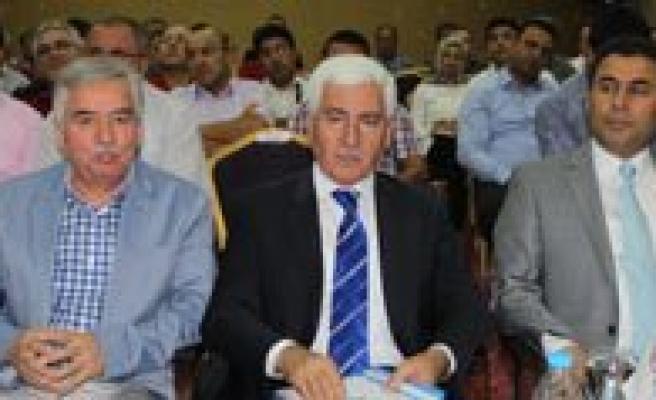 Akib Yönetim Kurulu Karaman'da Toplandi