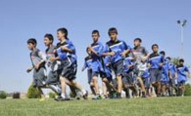 Belediye Spor Gelecegin Futbolcularini Yetistiriyor