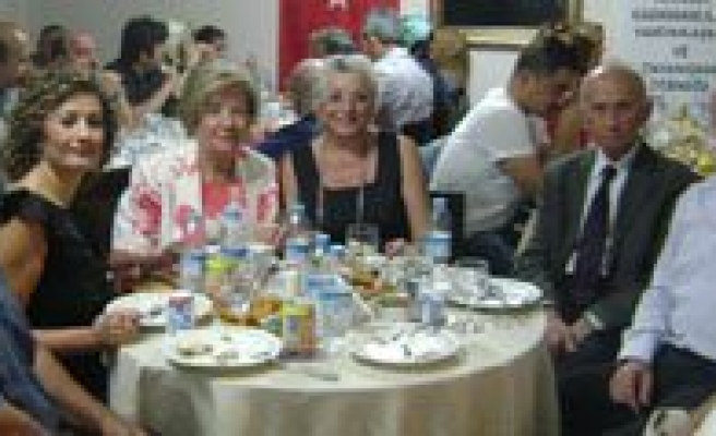 KARYAD'in Iftar Yemegi Katilim Yogun Oldu