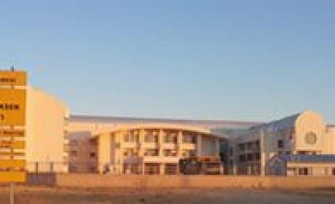 Karaman Polis Meslek Yüksek Okulu Binasi Tamamlaniyor