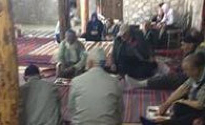 Huzurevi Sakinleri, Yunus Emre'nin Dede Ocagini Ziyaret Ettiler