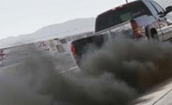 Sürücülere `Egzoz Gazi` Cezasi Yagdi
