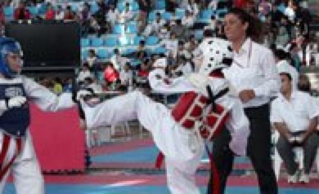 Minikler Türkiye Taekwondo Sampiyonasi Start Aldi