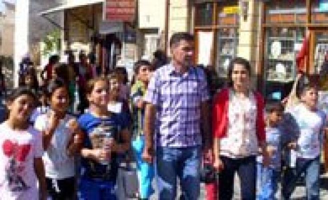 Ayranci Kaymakamligi'ndan Ögrencilere Nevsehir Gezisi Ödülü