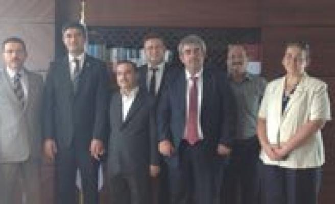 Karaman'in Ilk Bagimsiz Denetçileri Belgelerini Aldi