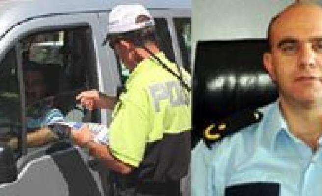 Trafik Sube Müdürlügü'ne Bede Getirildi