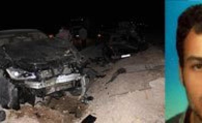 Konya-Karaman Yolundaki Kazada 1 Kisi Öldü. 5 Kisi Yaralandi