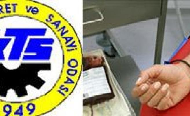 TSO'dan Üyelerine Kan Bagisi Kampanyasi Çagrisi