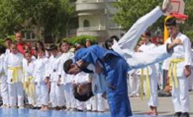 Judo Büyükler Türkiye Sampiyonasi Mut`ta Yapilacak