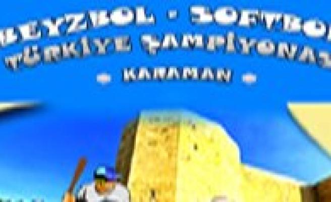 Beyzbol - Softbol Türkiye Sampiyonasi Ilimizde Yapilacak