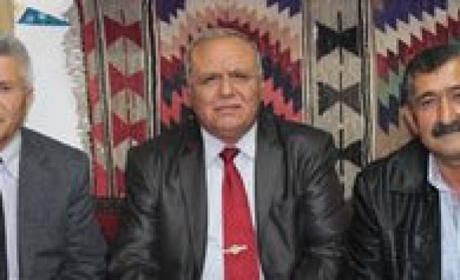 Koçak, Karaman Belediye Baskanligi`na, Sunaoglu ve Baykara Il Genel Meclis Üyeligine Aday
