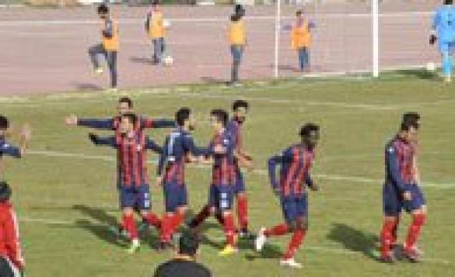 Karaman Belediyespor'dan 3 Gol 3 Puan