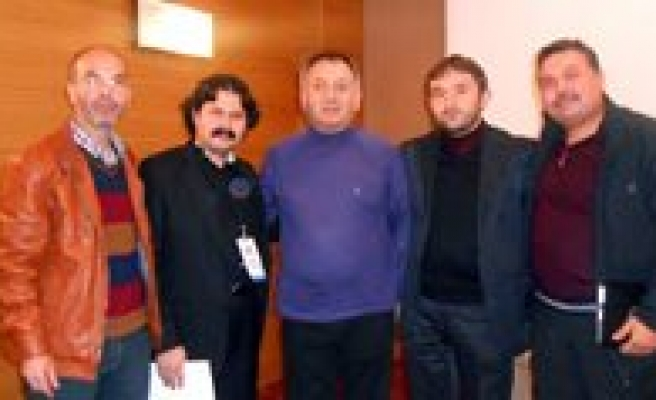 Engelliler Balkanlara Çikartma Yapti