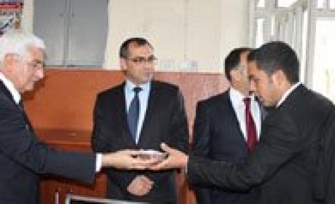 Anadolu Otelcilik Ve Turizm Meslek Lisesi'nde Asure Ikrami