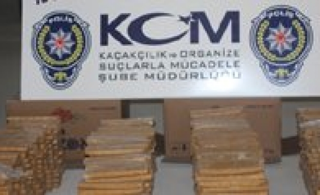 Karaman Polisi Uyusturucu Ve Kaçakçiliga Geçit Vermiyor