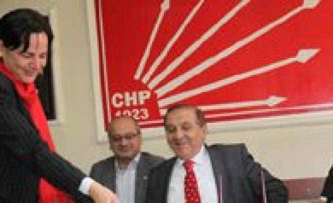 CHP Genel Baskan Yardimcisi Tezcan Ilimizdeydi